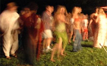 Our Community Fires and the Dance of Deep Community