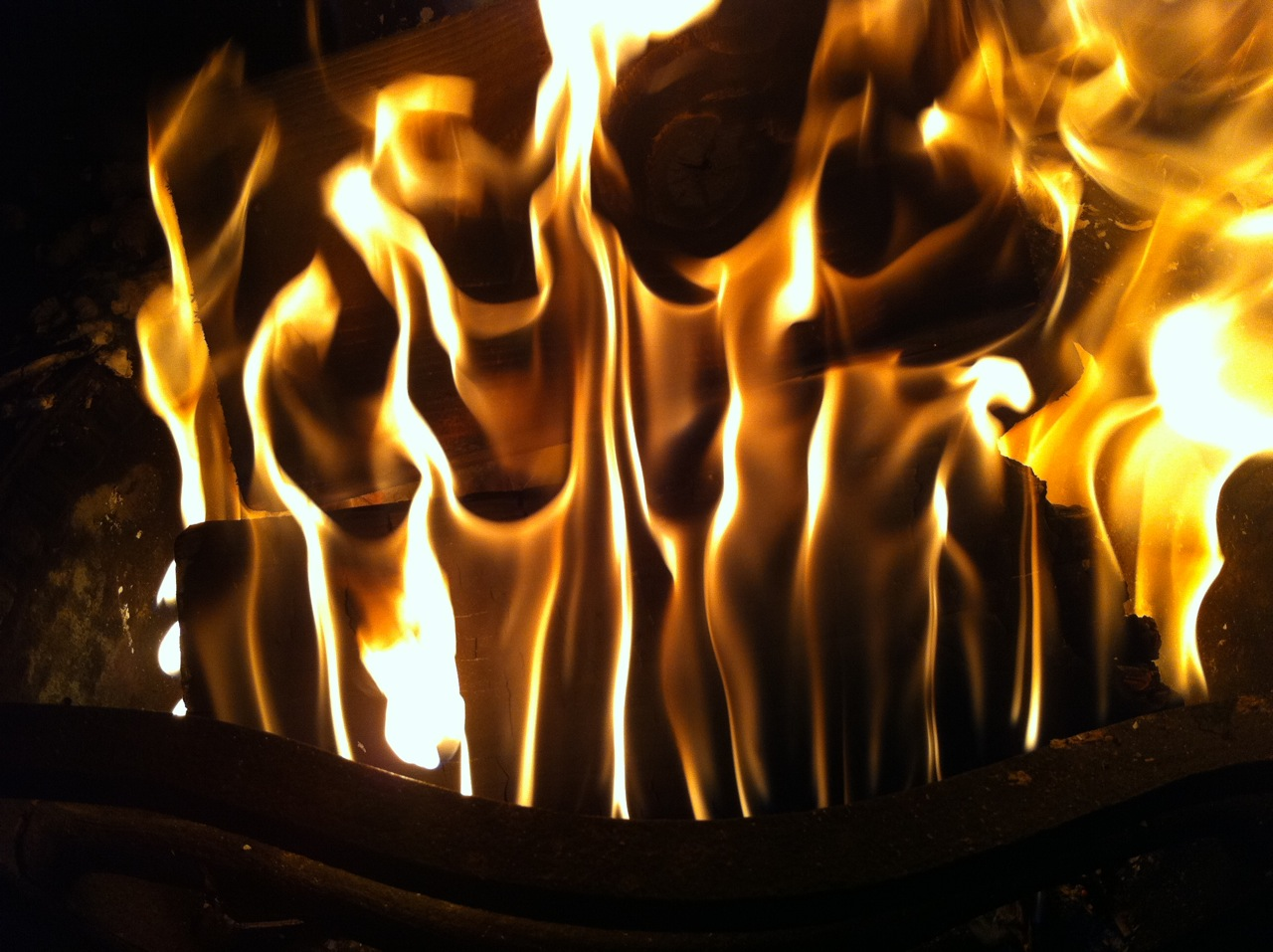 fire community: