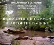 REDISCOVER THE COMMON HEART OF THE FEMININE