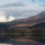 On the Bonny Shore of Loch Rannoch